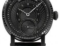 GRIEB & BENZINGER's New All-Black Luxury Watch – Pharos Centurion Imperial