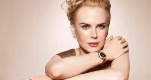 "Nicole Kidman & Omega's ""Her Time"" Exhibition of Designer Watches"