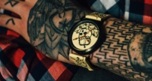 INKWELL – First Luxury Watch Brand Inspired by Tattoo Art