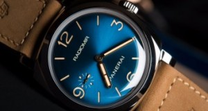 Introducing Panerai Blue Dial Watches 2016