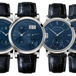 Introducing A. Lange & Söhne New Blue Dial Watches