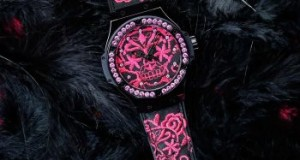 Ladies Fine Watches with Silk and Embroidery Dials