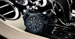 "Introducing Breitling Bentley GT ""Dark Sapphire"" Edition Luxury Watch"