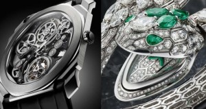 GPHG 2017: Preselected Bvlgari Fine Watches