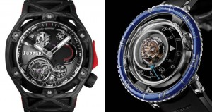 GPHG 2017: Best Watches for Men in the Sports Category