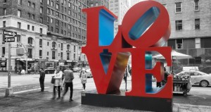 8 Facts You Should Know about the Iconic LOVE Sculpture