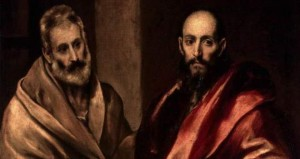 The Holy Apostles Peter and Paul in Art