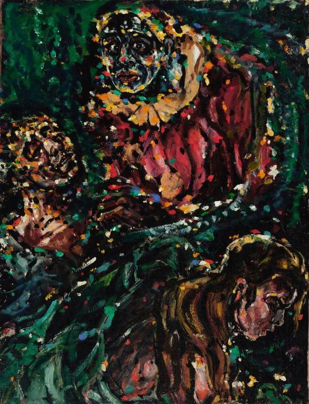 Nightmare Art Inspired by War: First US Exhibition of Fritz Ascher Works