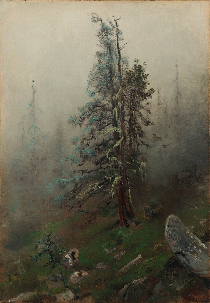 Best Art Works of Austrian Landscape Painters of the XIX Century in The Leopold Museum