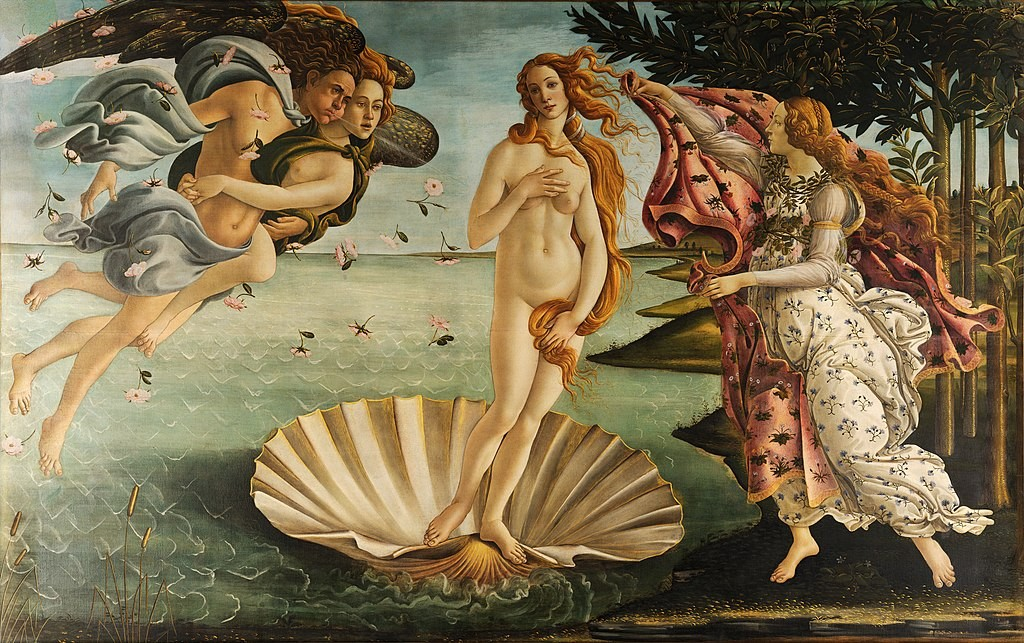 """Heroines + Heroes"" – The Exhibition of Botticelli's Art Works"