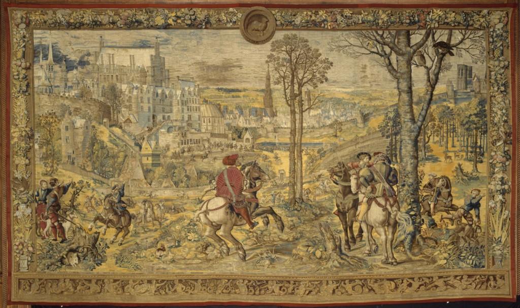 Historical Retrospective of Bernard van Orley Has Opened in Brussels