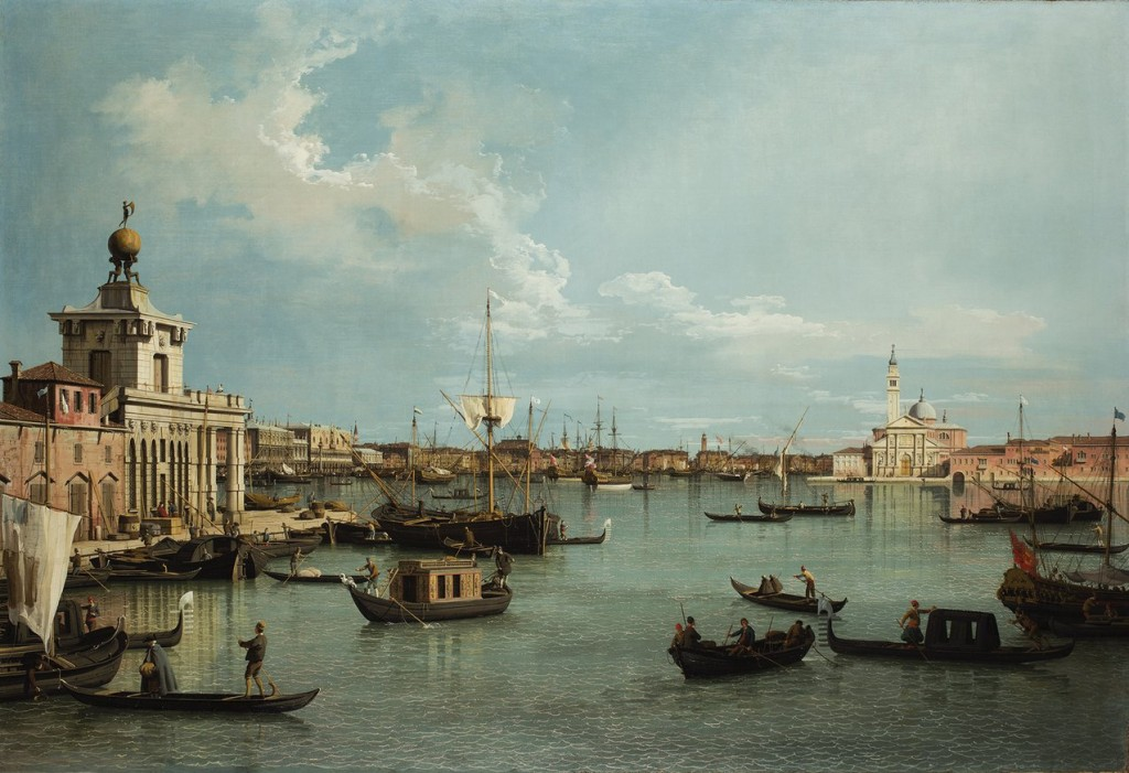 The Wallace Collection Restores Venice Landscape Paintings