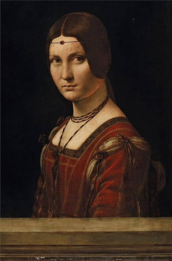 Leonardo da Vinci Exhibition at the Louvre Museum