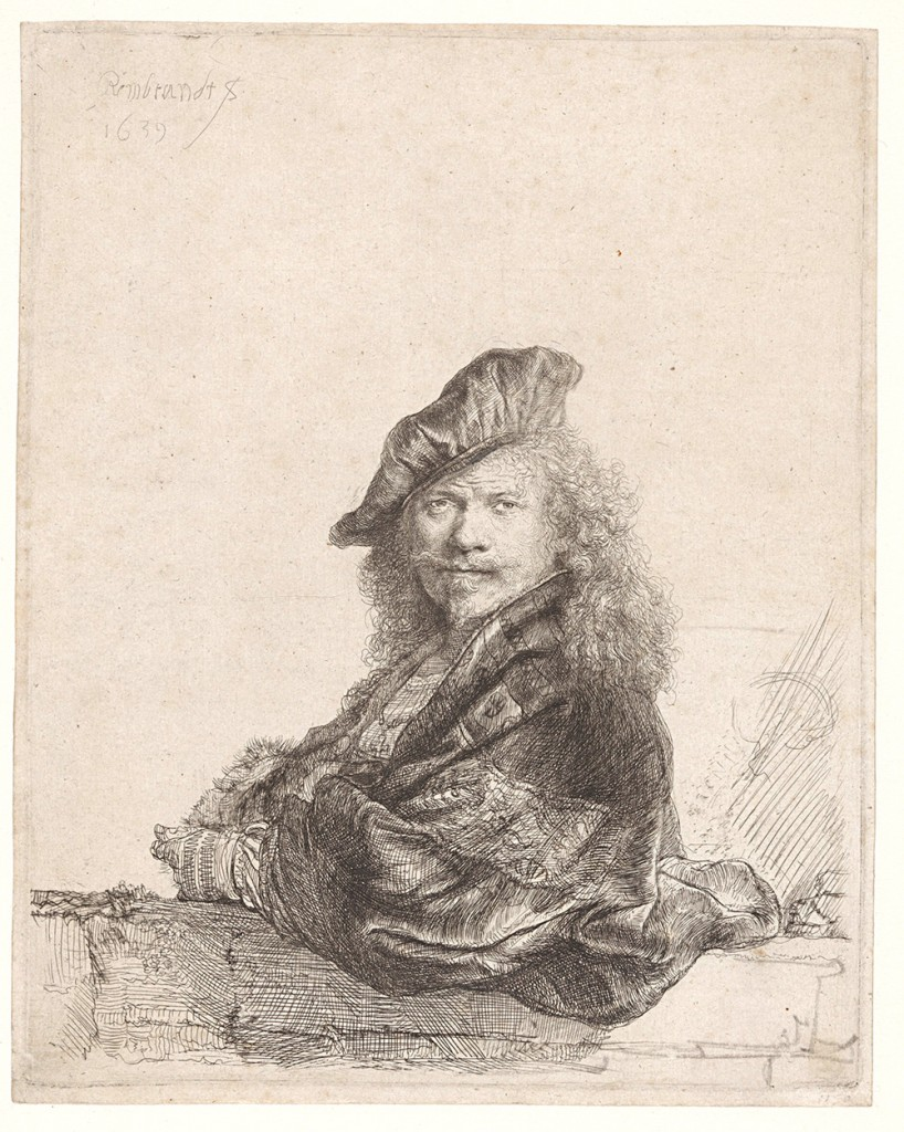 Extensive Collection of Rembrandt's Canvas Art Works at the Rijksmuseum