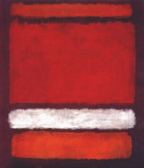 Retrospective Exhibition of Mark Rothko in Vienna