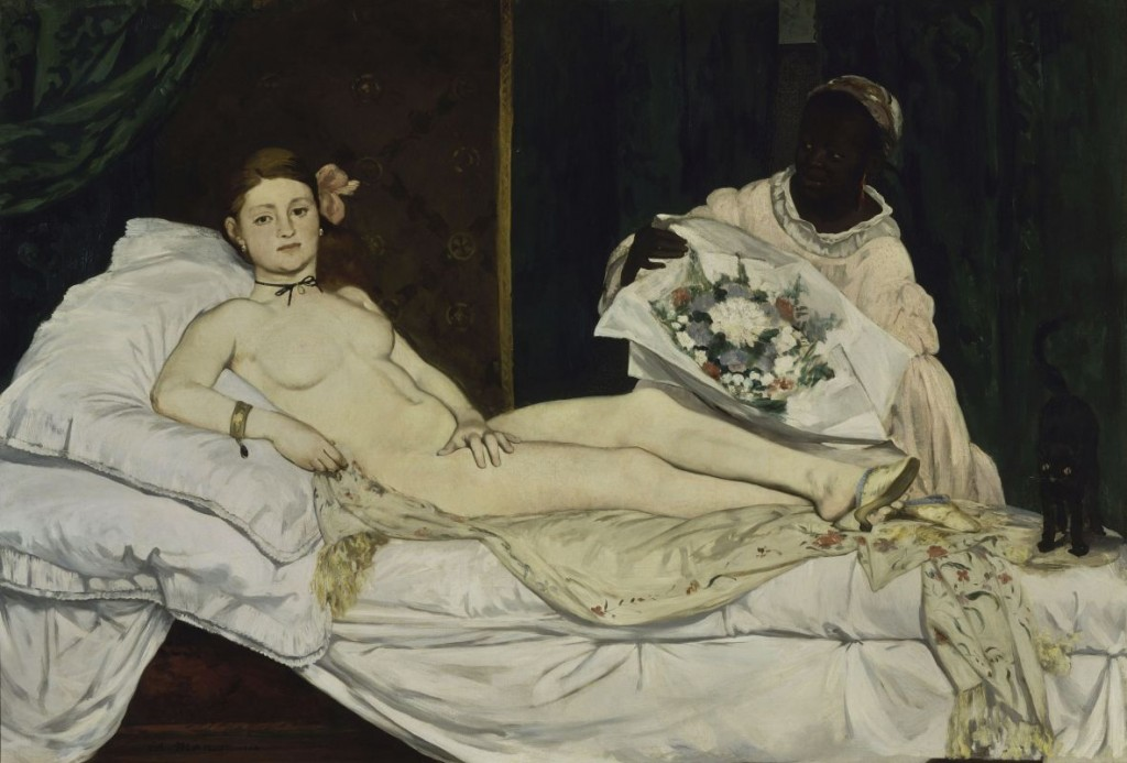 """Black models: from Géricault to Matisse"" Exhibition"