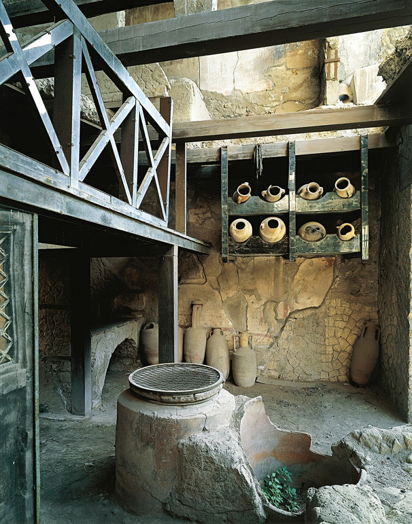 Herculaneum's Archaeological Museum Is Finally Open
