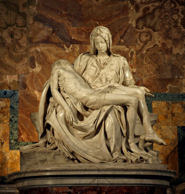 A Renaissance Sculpture Was Attributed to Michelangelo