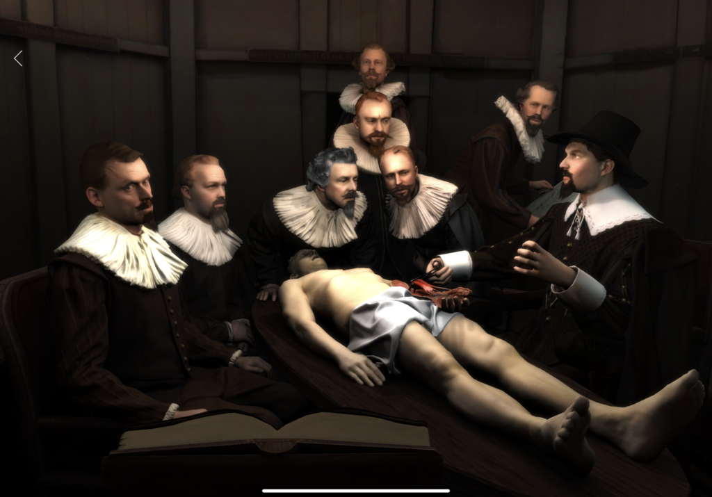 Virtual Art from The Mauritshuis