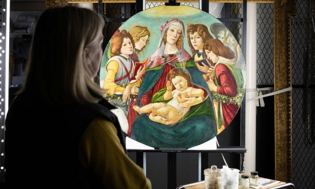 A Copy of Botticelli's Artwork Identified as an Original