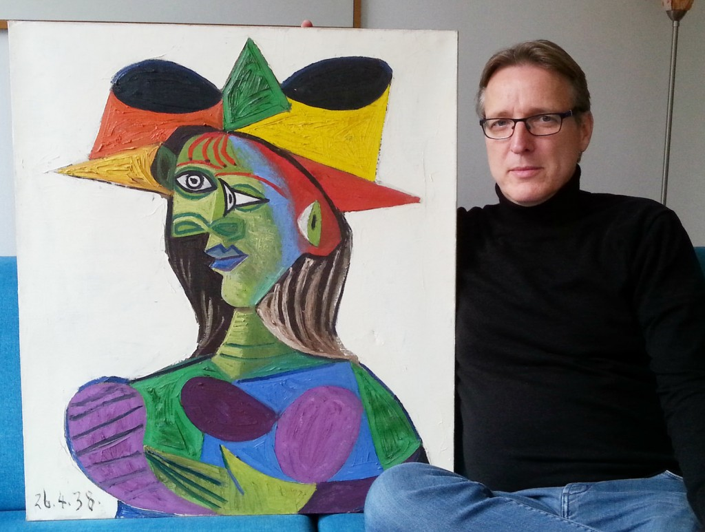 Picasso's Art Piece Recovered 20 Years Later