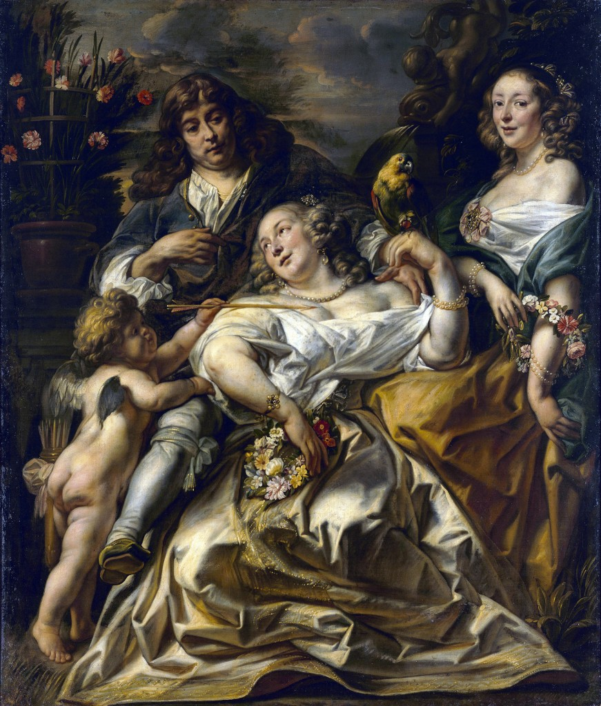 Jacob Jordaens Exhibition at the Hermitage