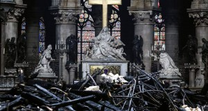 €1 Billion for the Restoration of the Notre-Dame Cathedral