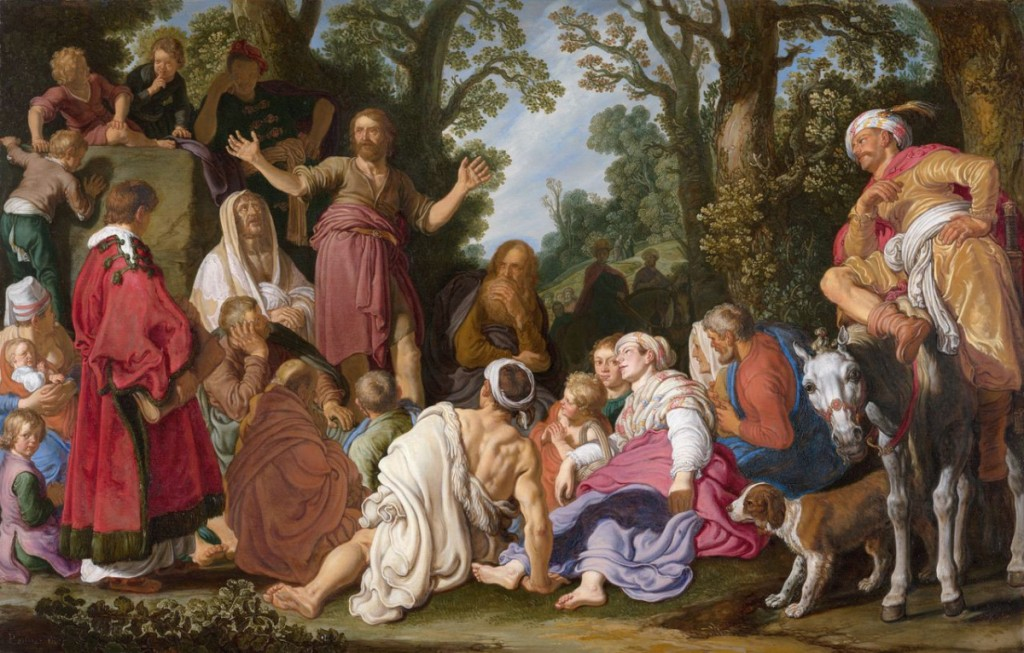 The Mauritshuis Purchased Lastman's Artwork