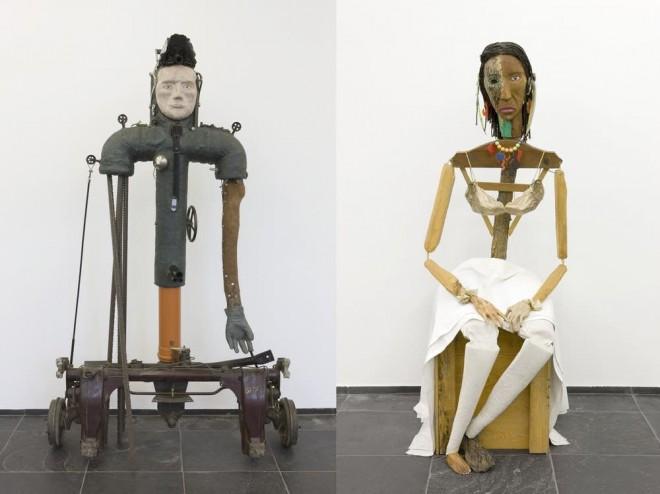 The Biennale First Winner: Jimmy Durham