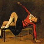 """""""Thérèse on a Bench Seat"""" by Balthus Gets Auctioned"""