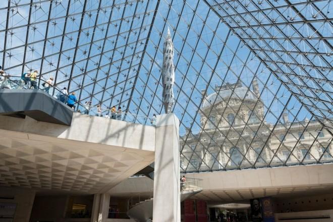Wim Delvoye to Work on Notre-Dame's Spire
