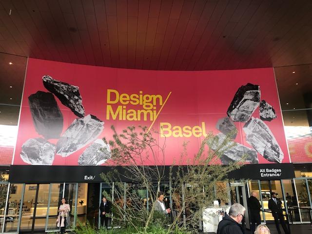Art Installation At Design Miami/ Basel 2019