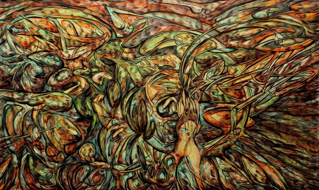 Mesmerizing Abstract Art by Alejandro Mendez
