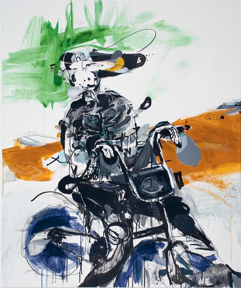 Alexei Vasiliev: A Phenomenon in Contemporary Russian Art