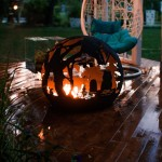 Unique Designer Fire Pits from Firecup