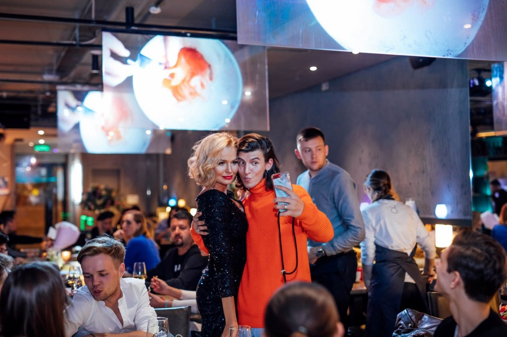 Eva Mayer's Grand Birthday Party: A Celebration of Talent