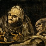 The Haunting Black Paintings by Francisco Goya