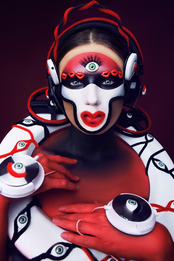 Stylish Photographs by Dasha Matrosova